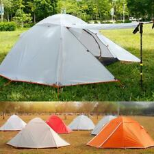 2 Person Portable Waterproof Beach Tent Sun Shelter Outdoor Camping Cabin Tent