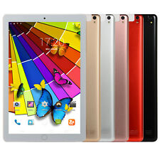10.1 Inch Android 8.0 Ten-Core Tablet PC 64GB WIFI Bluetooth HD Touch Screen US