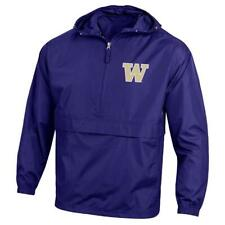 University of Washington Packable Jacket Champion Wind Jacket
