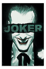 """LAMINATED The Joker Put On A Happy Face Poster Officially Licensed 24X36"""""""