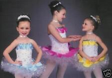 SPRING BLOSSOMS Ballet Dance Costume SZ & COLOR CHOICE HALLOWEEN