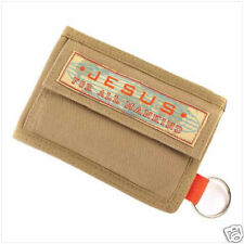 Redeemed Fashion Key Ring Standard Wallet Billfold NWT
