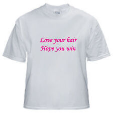 Love Your Hair, Hope You Win