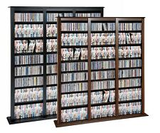 Large 1173 CD 567 DVD Barrister Storage Wall Rack - NEW