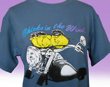 Biker Chick® In the Wind Ladies Motorcycle T-Shirt/Top