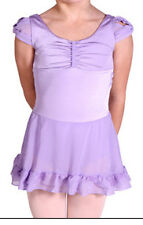 NWT GIRLS BLOCH DANCE DRESS CL7192 3 COLORS GREAT PRICE