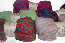 REDUCED  1 200g sk Creative Fibres Hand Painted 8 Ply Yarn