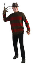 Rubies official licensed FREDDY KRUEGER from Nightmare on Elm Street Adult Size