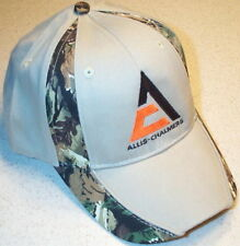 Camo Allis Chalmers Triangle Embroidered Hat (4 types)