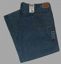 Levis 550 BIG & TALL Relaxed Fit Zip Fly Tailored Leg Jeans NWT R-$64 HTF Sizes