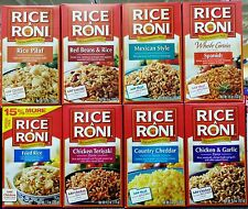 RICE A RONI THE SAN FRANCISCO TREAT (3 PACK) VERMICELLI PASTA RICE MIX ~PICK ONE