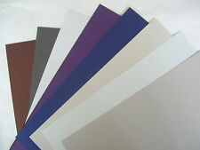 A4 SHIMMER PAPER   -  Choice of Colour