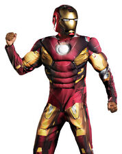 Adult Iron Man Mark VII Avengers Movie Halloween Costume