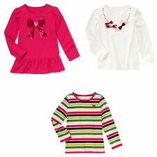 Gymboree Pups & Kisses Kid Girl Tops Sz 3 4 5 6 7 8 9 10 12 NWT BTS Free Ship!