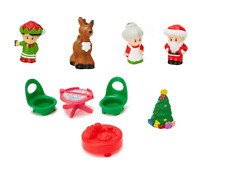 NEW~Fisher Price LITTLE PEOPLE Noahs Ark and Zoo Talker Replacement Figures