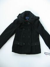 NWT Girls Rothschild 7/8 10/12 14 16 Faux Wool Washable Fashion Pea Coat $90 New
