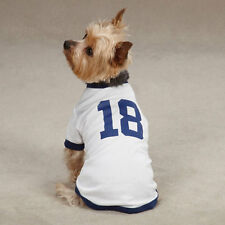 Casual Canine #18 PEYTON MANNING COLTS Leader of the Pack Dog Football Jersey