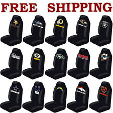 New NFL Teams Car Truck SUV Van Front Seat Cover