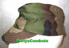 **NEW** Genuine FRENCH MIL CEE Camouflage Fatigue CAP, Hat - **NEW**