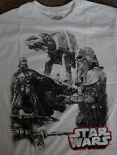 Snow Scouts Darth Vader At At Star Wars T-Shirt
