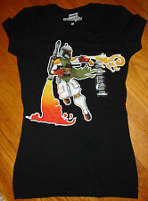 Star Wars Celebration VI STARWARS.COM Exclusive Boba Fett t-shirt Women's M L