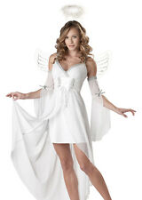 Sexy Womens Angel Outfit Adult Halloween Costume