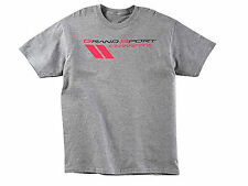 Corvette C6 Grand Sport T-Shirt Gray