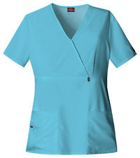 Dickies scrubs New Natural Elements Turquoise scrub set Ships Free! 84009 84733
