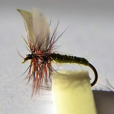 24 Olives Dry Fly fishing Trout & Grayling Flies 8 patterns,3 ea