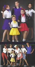 MIX N MATCH - Rock Around The Clock 50's Poodle Skirt Halloween Dance Costume