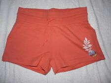 CORAL ROXY BOXING FUN SHORTS BNWT X SMALL, SMALL, MEDIUM, LARGE, X LARGE
