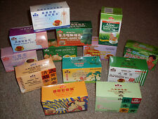 Royal King Herbal Teas Green, Black, Ginger, Herbal 3 Boxes Special Pricing