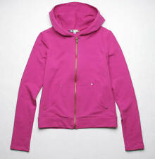 BEJEWELED BY SUSAN FIXEL EMBLEM HOODY (BURGUNDY)