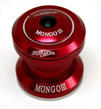 Onza Mongo 3 Alloy Headset sealed bearing New red,blue,silver,black or White