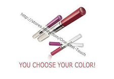 COVERGIRL Outlast  DOUBLE LIPSHINE Lipgloss+Clear ~*YOU CHOOSE*~ Up to 10 Hours