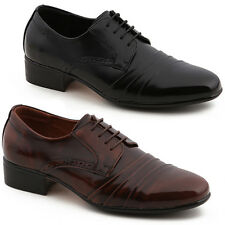 New Luxury Mooda Fashion Mens Oxford Dress Formal Leather Shoes
