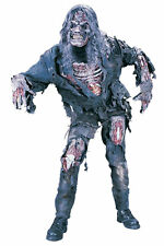 Scary Complete Zombie 3-D Body Parts Adult Costume 1111