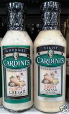 Cardini's The Gourmet Salad Dressing Dip Sauce Marinade Cardinis ~ One Bottle