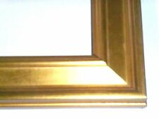 1 1/4 Small Gold Leaf Plein Air Picture Frame-Custom Standard Size