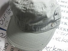 NWT Melon military style Stash Pocket  Mens Hat Cap  OSFM Adjustabel REAR