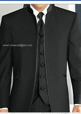 J Yves MIRAGE Mandarin TUXEDO FREE Vest/&Tie 38R 40R 42R 44R 46R 48R OTHER SIZES