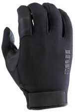HWI Pro Police Multipurpose Flex Fit ALL-DAY Tactical Unlined Duty Black Gloves