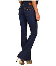 $209 NEW True Religion Brand Jeans Becky Lowrise Bootcut Lonestar Denims 28 x 33