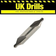 HSS CENTRE DRILLS | TOP QUALITY DRILL BITS