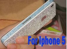 Latest Diamond Bling Full Body Cover Wrap Skin Film Protect Sticker for iPhone 5