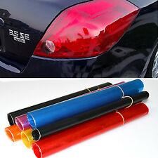 Auto Car Light Headlight Taillight Tint Vinyl Film Sheet Car Sticker B1 BF0U