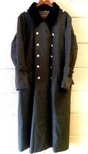 WW2 German Heer M36 Field Green Wool Greatcoat