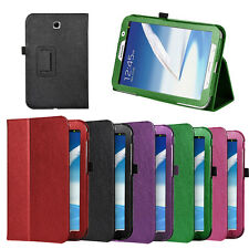 PU Leather Case Folio Cover Stand for Samsung Galaxy Note 8.0 N5100 4 Colors