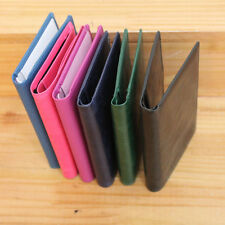 New Womens Wallet KOREA -5 Travel Bifold Passport Leather Cover Holder Purse