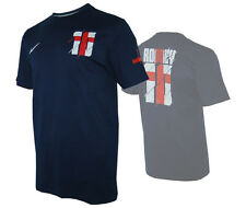 [NEU] NIKE ENGLAND #10 TEE WAYNE ROONEY FAN SHIRT [S M L XL] JERSEY THREE LIONS
